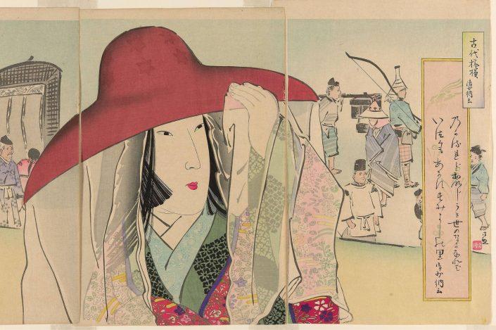 """Letteratura giapponese: """"mani di donna"""""""