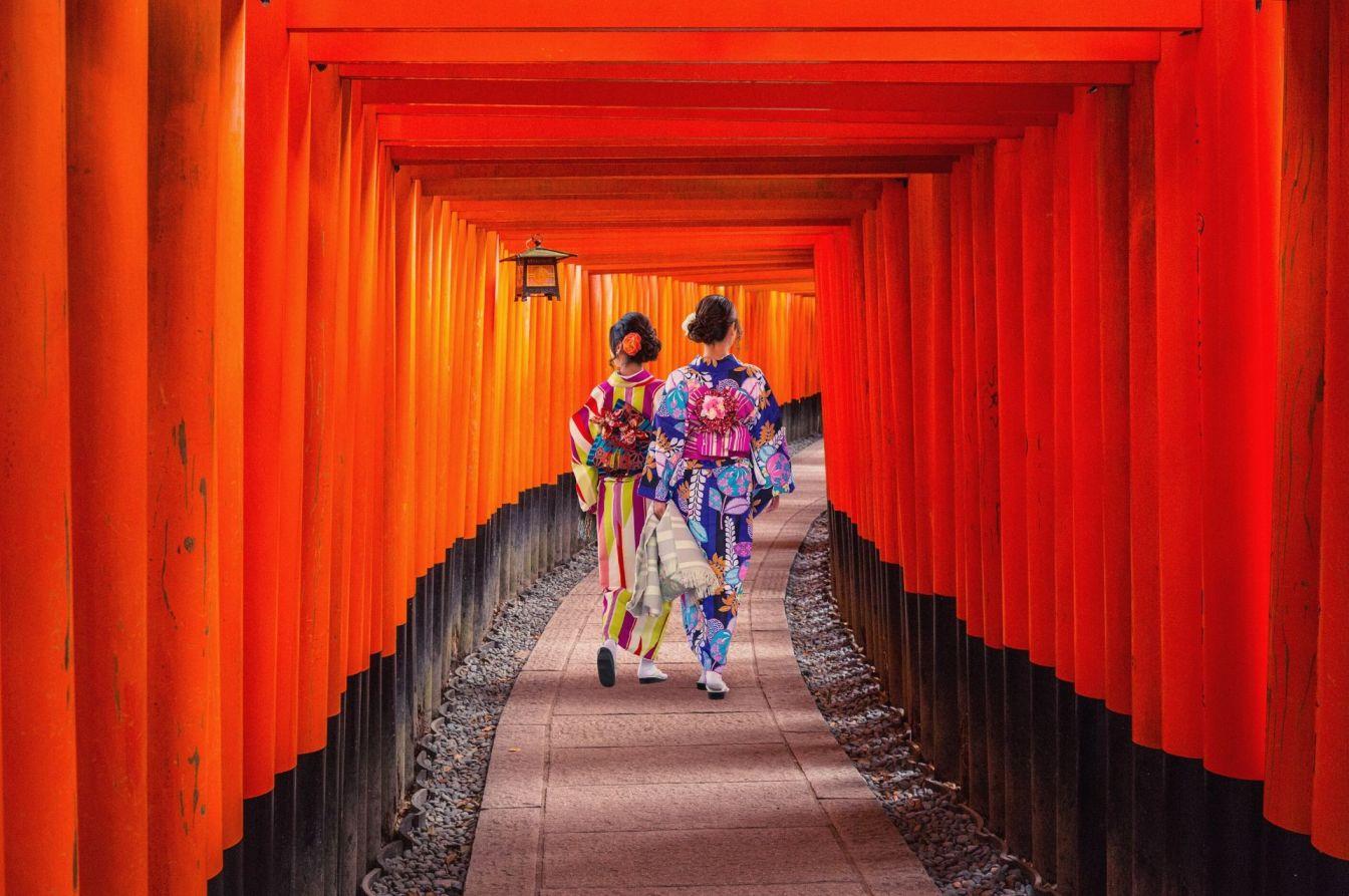 fushimi japan tour samurai