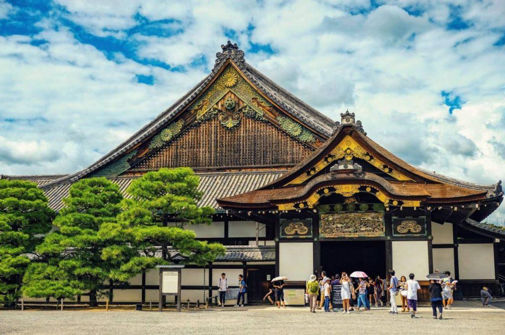 tour giappone samurai MTJ kyoto
